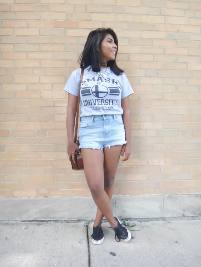 denim-shorts-summer-vans-outfit-vintage