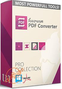 Icecream PDF Converter Pro 2.64 [Full Crack] โปรแกรมแปลงไฟล์ PDF