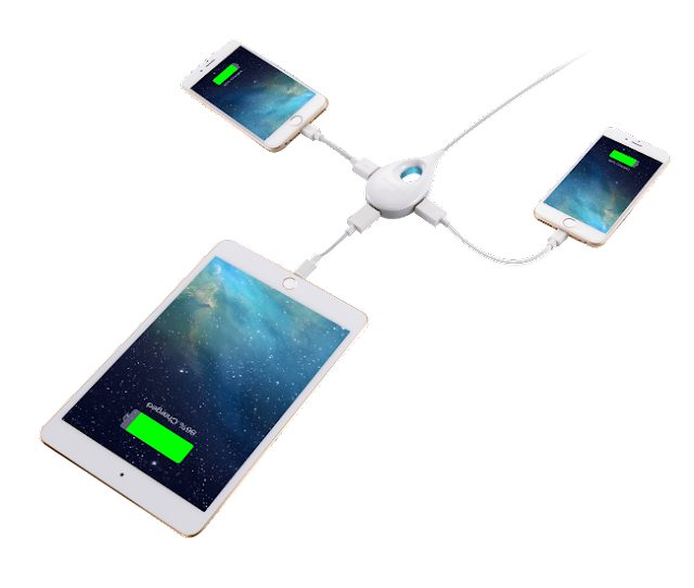 Innergie Reimagines Charging For Travellers