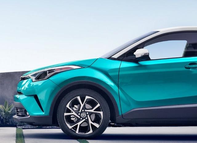 2018 Toyota CHR Price