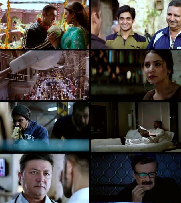 Sultan 2016 Hindi DVDScr x264 700MB Mafiaking