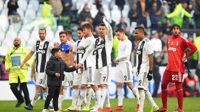 Cristiano y Juventus imparables
