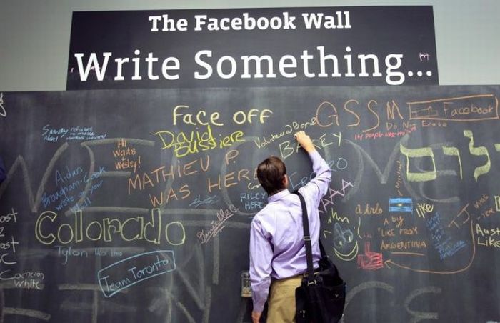 Inside Facebook's Brand New Headquarters ~ Damn Cool Pictures