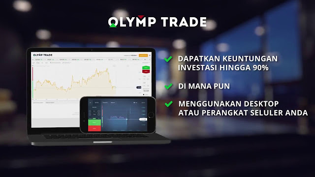 Open Account OlympTrade