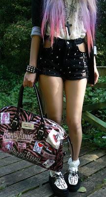 pastel-goth-style