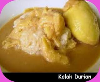 Resep Cara Membuat Kolak Durian Sederhana
