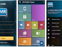 Cara Menggunakan Aplikasi MR Mobile Topup