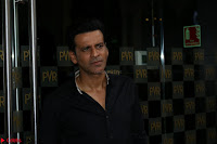 Manoj Bajpayee at Special Screening of Movie Naam Shabana~  Exclusive 02.JPG