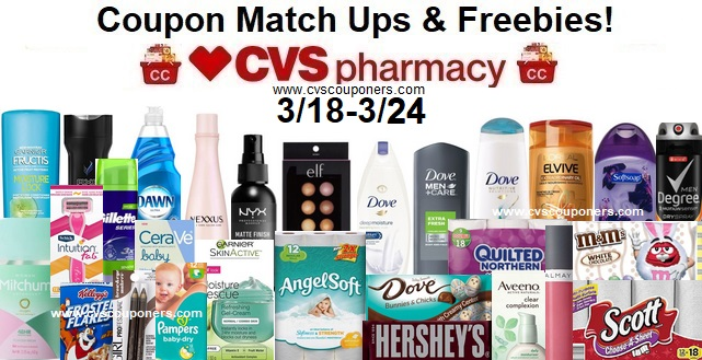 http://www.cvscouponers.com/2018/03/cvs-coupon-match-ups-freebies-318-324.html