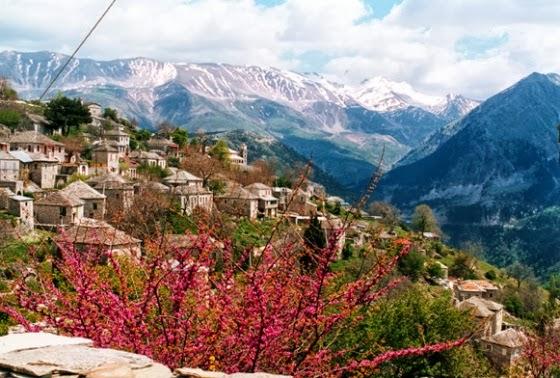 Αποτέλεσμα εικόνας για χωριά της ηπείρου