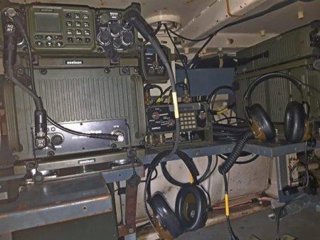 1-а танкова першою перейшла на радіостанції Aselsan
