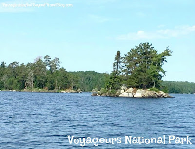Voyageurs National Park in Minnesota