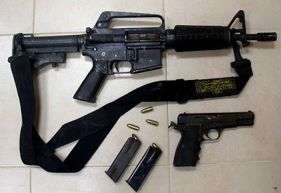 Islamic Jihad weapons