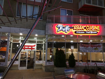 Downtown Silver Spring Japanese Restaurant