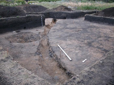 Neolithic 'temple' unearthed in the southern Urals