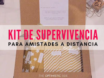 Kit de supervivencia para amistades a distancia