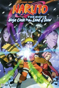 Naruto O Filme: A Grande Missão! Salvar a Princesa da Neve Torrent – BluRay 720p/1080p Dual Áudio
