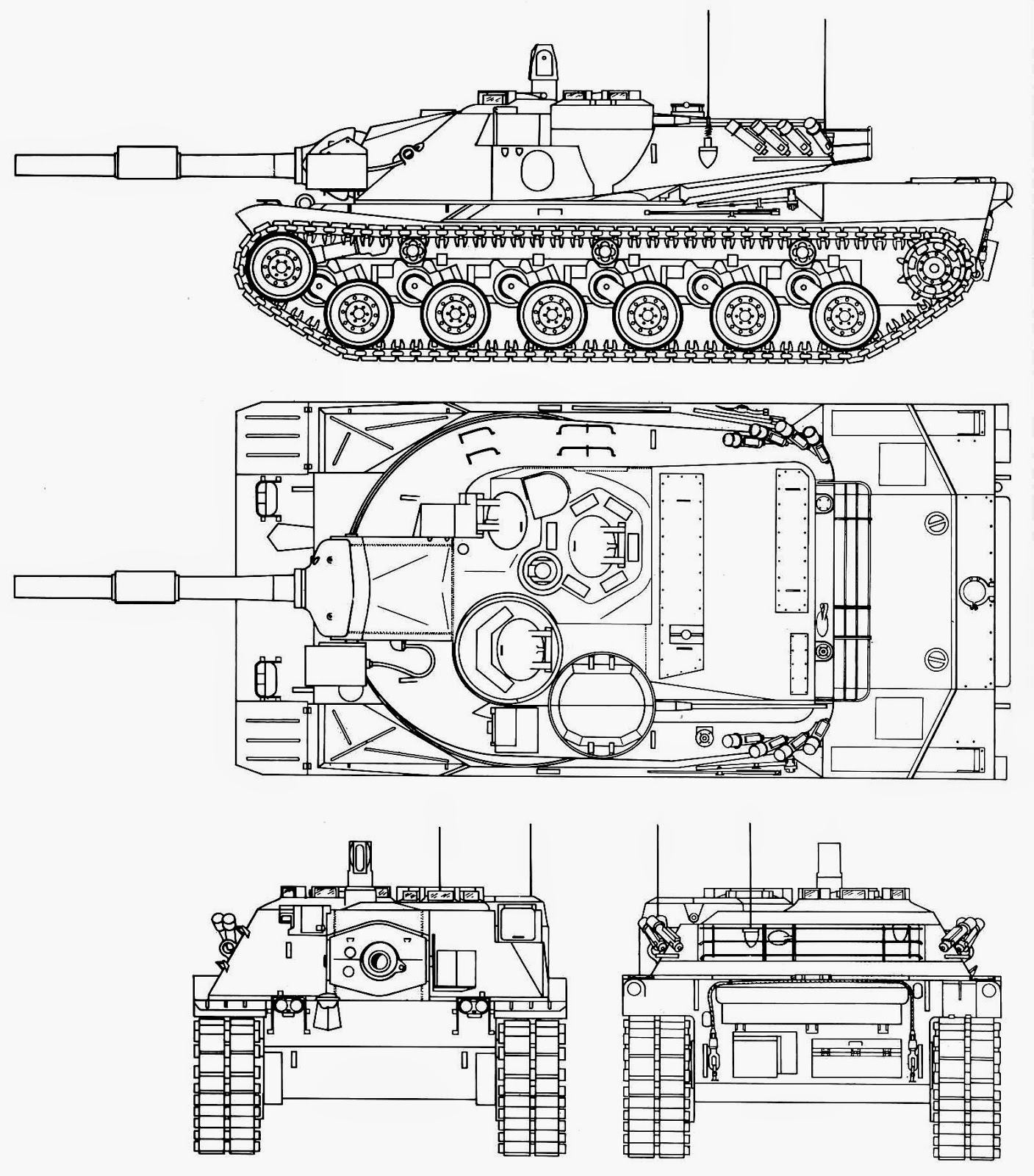The Kampfpanzer 70 Mbt 70 As New German And American