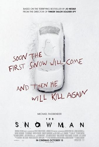 Film The Snowman 2017