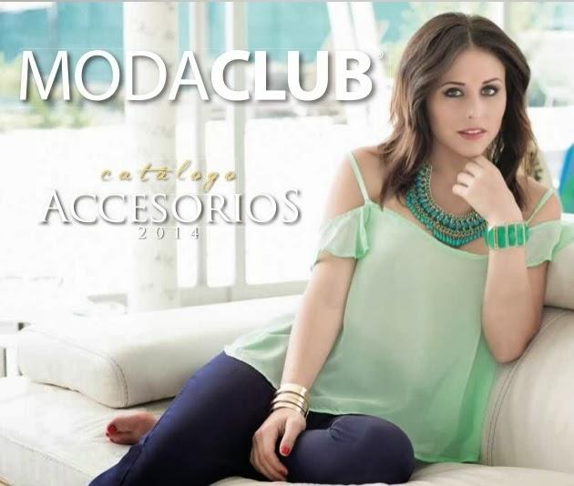 ac4756102ac Catalogo de Accesorios Moda Club 2014