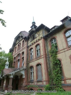 berlin, brandenburg, beelitz, Heilstatten, Krankenhaus, verlassene, urbex, abandoned