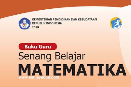 Buku Guru Matematika Kelas 5 SD/MI Kurikulum 2013 Revisi 2018 Kemdikbud