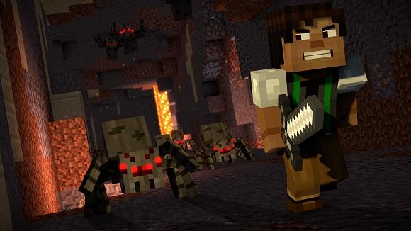 Minecraft Story Mode Season Two Episode 1 PC Full Version Screenshot 3