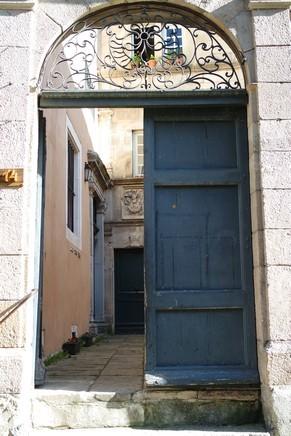 haute-loire le puy en velay vieille ville hôtel fillère charroulh