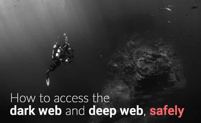 cara mengakses deep web di android