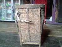 Bake alat tradisional khas desa untuk membawa barang