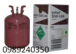 Gas điều hòa R410 A DuPont Suva Mỹ