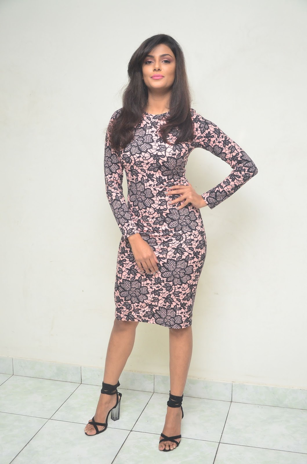 Anisha Ambrose at Fashion Designer So Ladies Tailor Press Meet