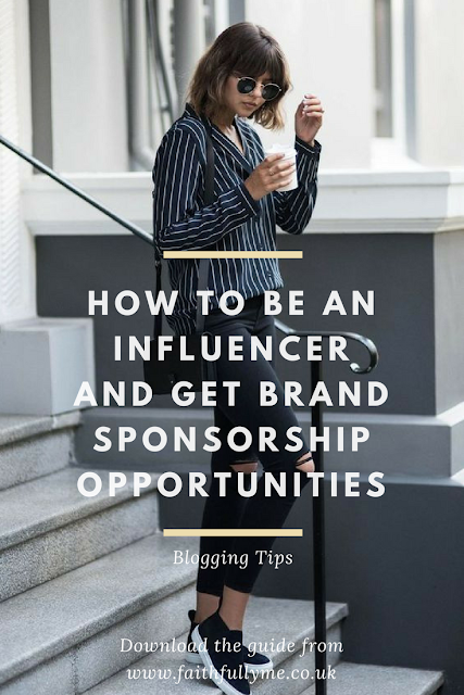 "5 CRUCIAL THINGS NEWBIE BLOGGERS NEED TO LEVERAGE THEIR ""MICRO-INFLUENCER STATUS"" AND ATTRACT BRAND SPONSORSHIPS"