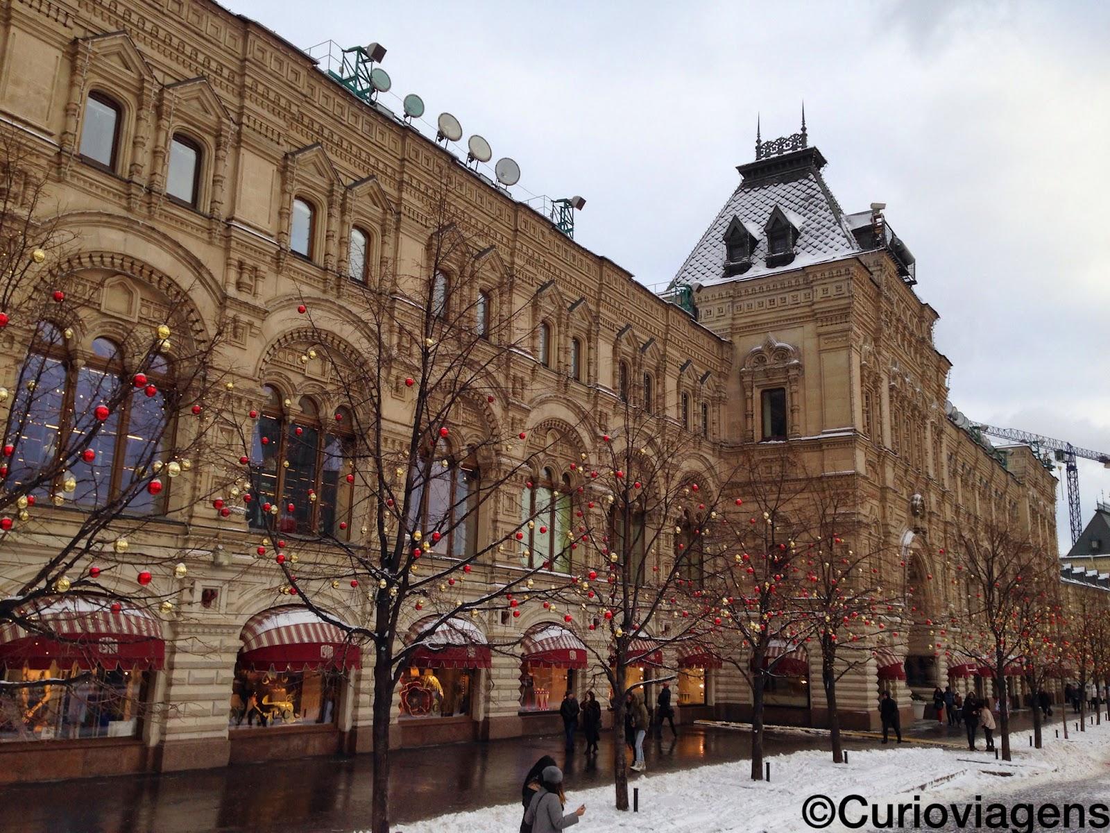 Praça vermelha - Krasnaya Ploshchad