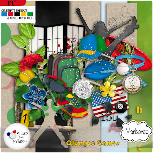 "Minikit "" Olympic Game"" + 60% off"