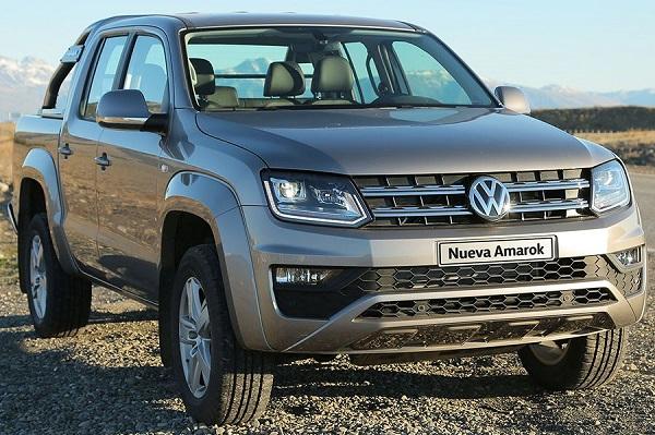 Ficha Técnica: Volkswagen Amarok 4x2 Comfortline (2018)