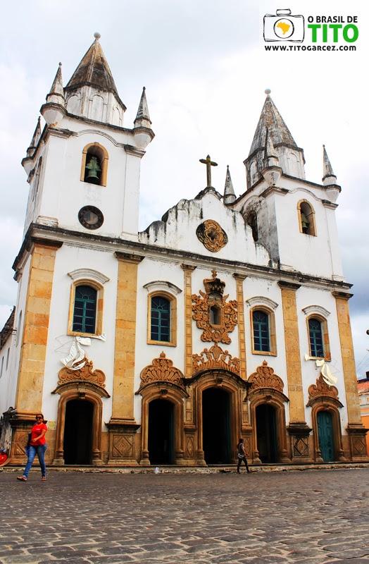 Igreja de São Gonçalo Garcia em Penedo, Alagoas