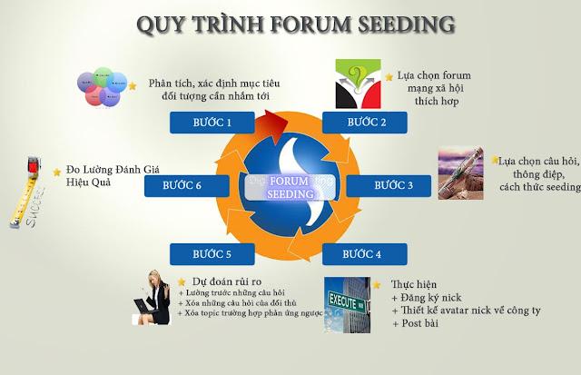 Kiến thức cơ bản về Forum Seeding