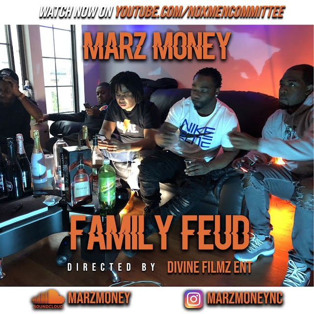 """Marz Money """"Family Feud"""" (Freestyle Music Video)"""