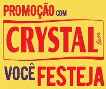 Cadastrar Promoção Crystal Você Festeja Com Crystal