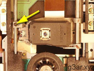 PS2 Laser Repair Guide 5