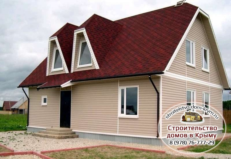 Строительство каркасных домов проекты и цены
