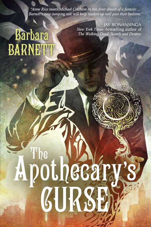 Interview with Barbara Barnett, author of The Apothecary's Curse