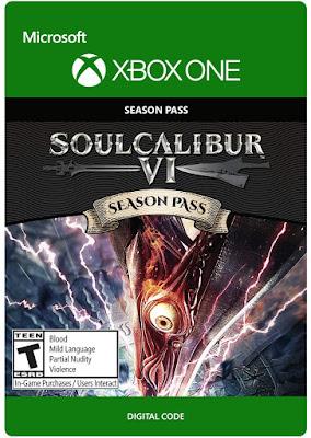 Soulcalibur 6 Game Cover Xbox One Season Pass