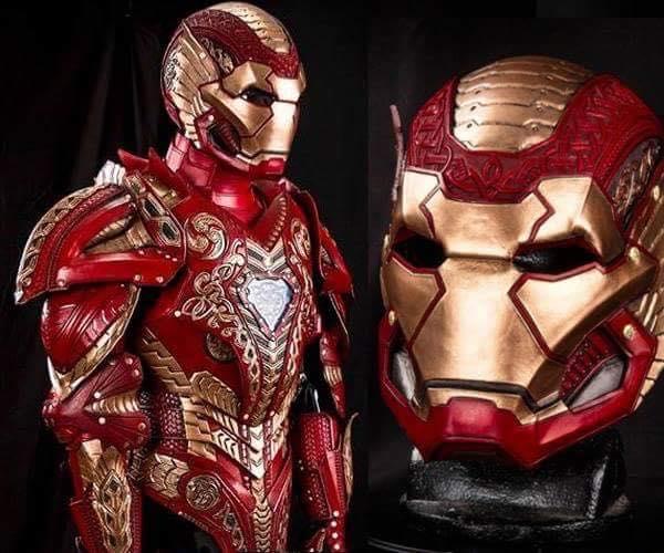Iron Man cambiaría de armadura en Infinity War
