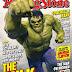 Hulk está simplesmente perfeito na capa da próxima revista Rolling Stone