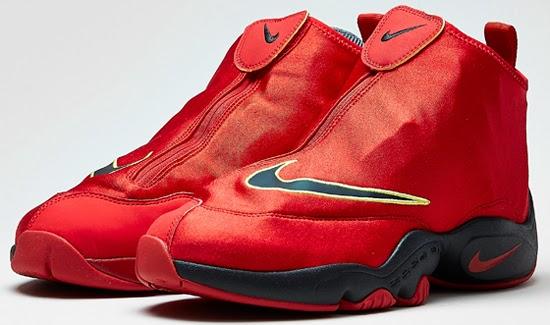 Hot 2015 Nike Zoom Flight The Glove White Orange