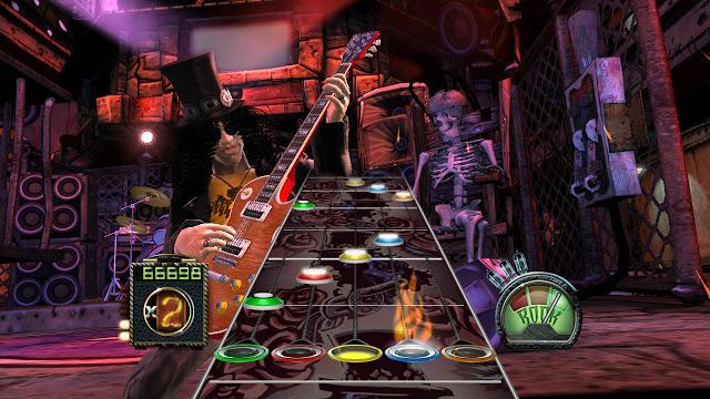 Download Guitar Hero 3 Legends of Rock