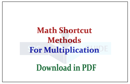 Brainetics Math Shortcuts Pdf