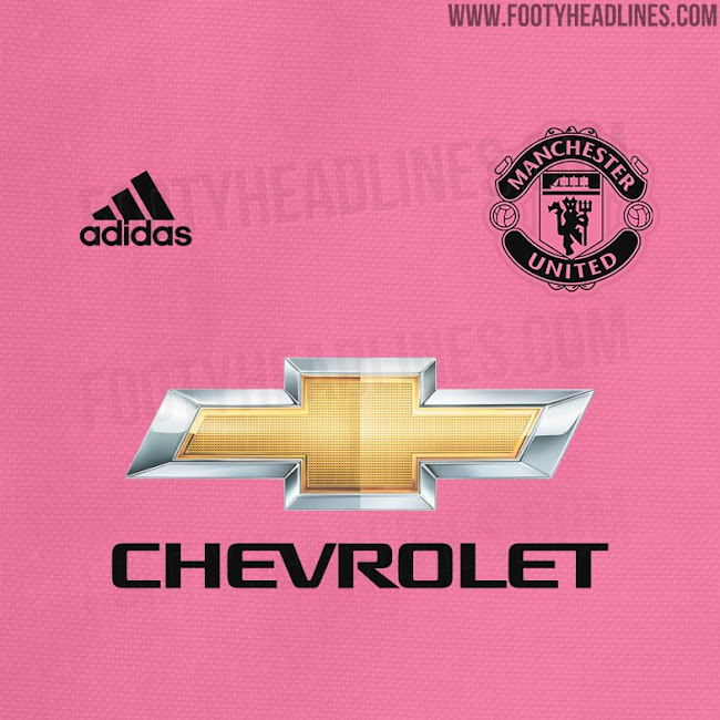 LEAKED: Manchester United 18-19 Away Kit to Be Pink ...